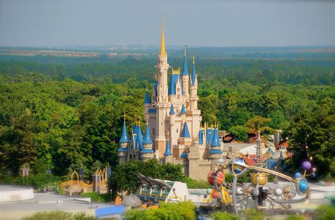 walt disney world walt disney world the best landmark of orlando florida
