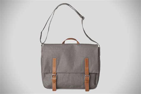 Tas Selempang Messenger Sling Bag Vintage Canvas Frank Bonjour waxed canvas messenger bag for dayony bag