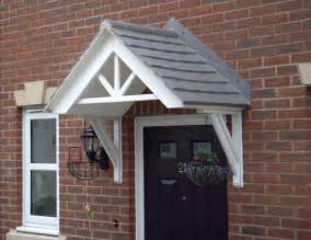 Porches And Canopies Uk by Elegant And Decorative Porch Canopy Decorifusta