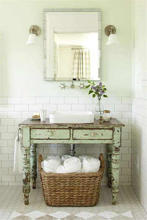 vintage bathroom decor ideas vintage decorations for bathrooms