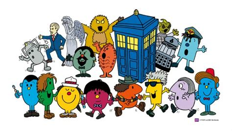 mister the men who doctor who meets mr men who s who in the dr men books the gallifreyan newsroom