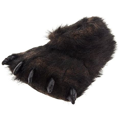 bear paw house shoes bigfoot slippers bigfoot gifts toys
