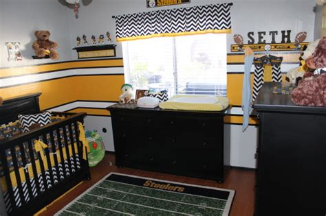 steelers bedroom 20 boys football room ideas design dazzle