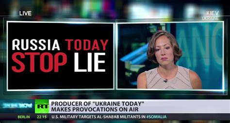 russia today news rt producer for ukraine today network trolls russia today