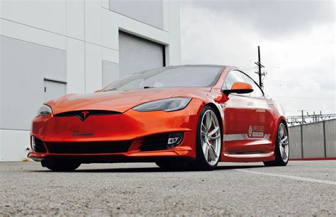 Tesla Aftermarket Tesla Model S Aftermarket Kits