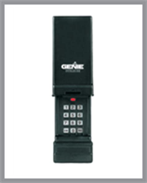 Genie Garage Door Opener Keypad Reset Genie Free Engine How To Reset Genie Garage Door Keypad