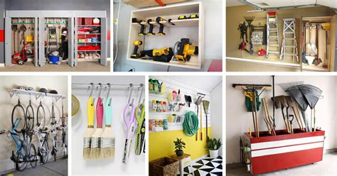 11 Clever Diy Garage Storage Ideas Smart Garage Organization Projects And Ideas To Get More
