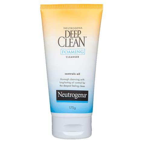 Milk Cleanser Temulawak New Formula Ft clean foaming cleanser neutrogena 174 new zealand
