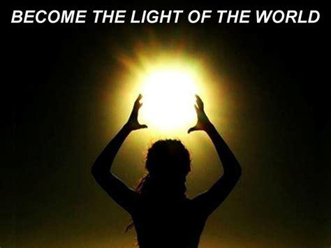 light of the world x become the light of the world pastor robert hurst