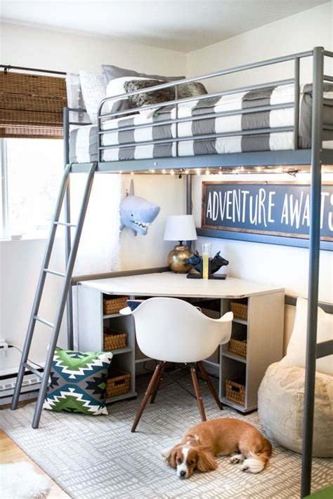 room beds best 25 boys loft beds ideas on loft