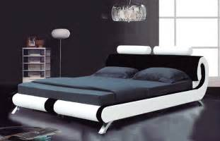 furniture size bed comparing leather beds with wooden beds by homearena