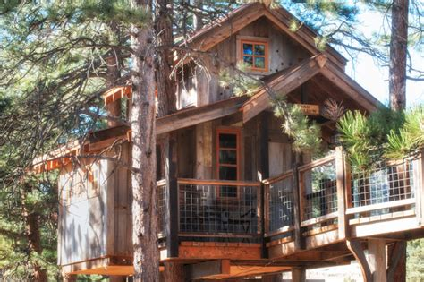 tree house siding ideas tree house with natureage siding rustic exterior other metro by trestlewood