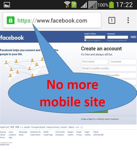 login site mobile how to access www website on mobile techqy
