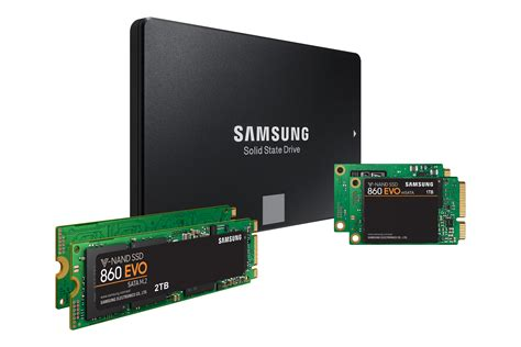 samsung electronics advances sata lineup with 860 pro and 860 evo solid state drives powered by