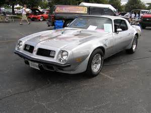 1975 Pontiac Firebird Trans Am 1975 Pontiac Trans Am Pictures Cargurus