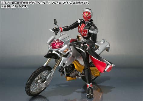 Kamen Rider Rider Bike Dx Big Figures Kamen Rider Blade s h figuarts machine winger official images tokunation