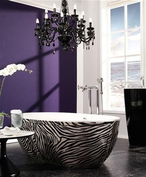 purple and black bathroom 33 cool purple bathroom design ideas digsdigs