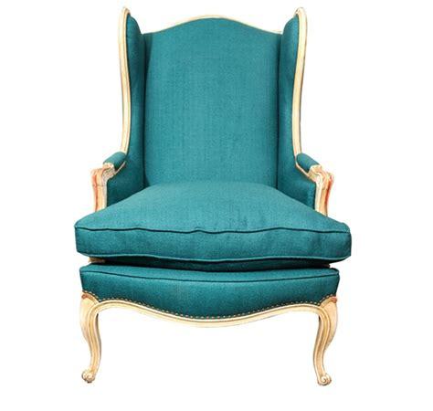 Kursi Wing Chair desain kursi antik penuh warna rancangan desain rumah