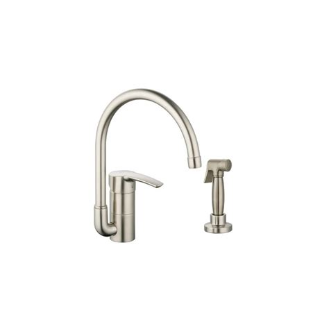 grohe kitchen faucets parts faucet com 33980ene in brushed nickel by grohe