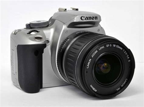 canon eos 400d eos digital rebel xti eos kiss digital x canon eos digital rebel xti 400d silver 10 1mp dslr camera