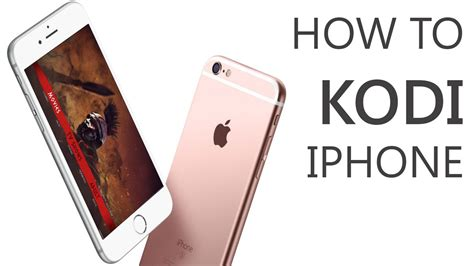 how to jailbreak your iphone how to add kodi to your iphone no jailbreak needed and easy to do