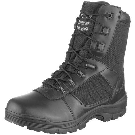 security boots viper waterproof tactical security black mens