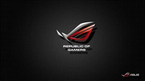 wallpaper republic of gamers 4k rog wallpaper full hd wallpapersafari