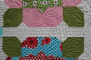 quilting is my therapy pop posies quilt quilting is my