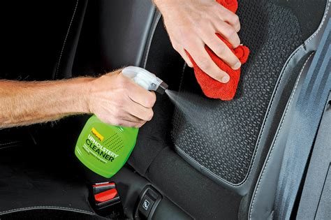 cleaning car upholstery seats best car upholstery cleaner 2017 auto express