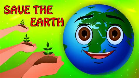 Go Green Save Our World save earth essay for students youth and children