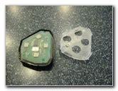 Baterai Sony Cr2025 bengkel sendiri ganti baterai remote mobil toyota corolla 2009 2012