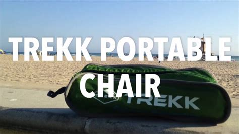 trekk swivel cing chair trekk swivel chair day at newport