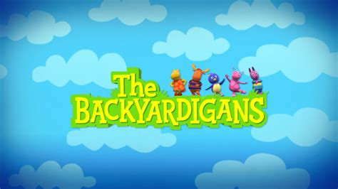 the backyardigans theme song the backyardigans wiki