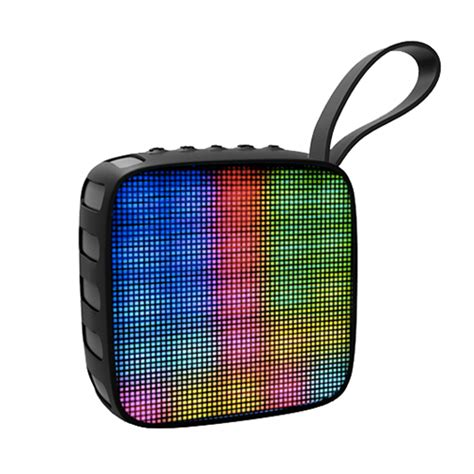 Bluetooth Speaker Light Show by 11 Modes Colorful Led Light Show Wireless Bluetooth