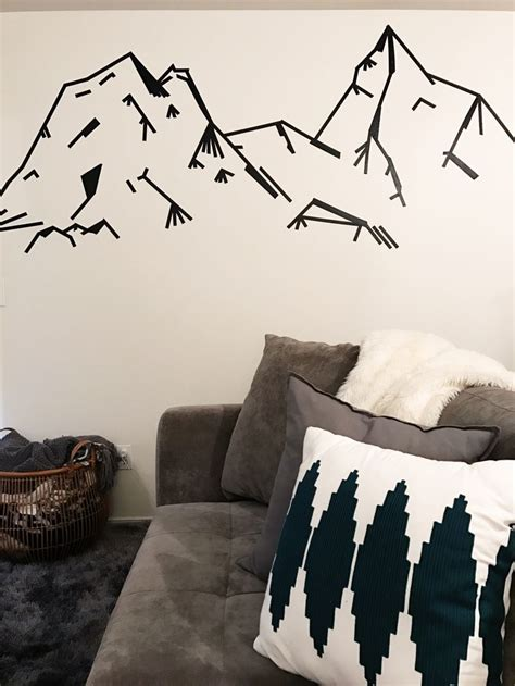 best 25 wall ideas only on masking