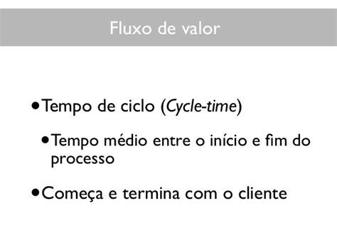 Software Termodinamika Asimptote Cycle Tempo minicurso uma introdu 231 227 o ao desenvolvimento de software lean