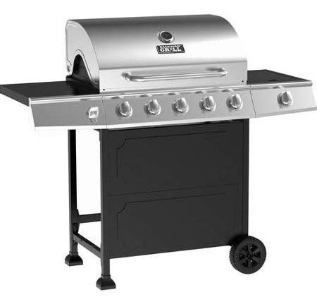 Best 5 Burner Gas Grills In 2017 2018 Backyard Grill 5 Burner