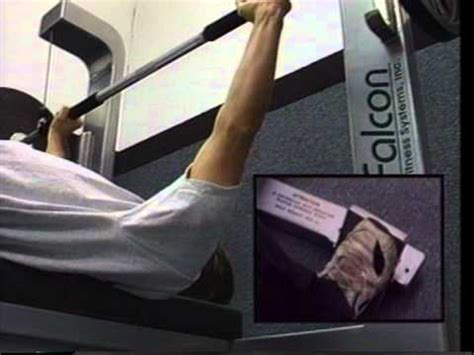 self spotting bench press self spotting bench press youtube