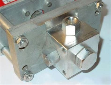 Butech Flow Valve butech rc20 da acting actuator w 4k103 4wy valve