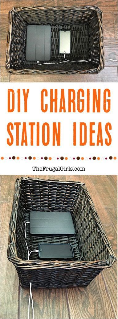 diy charging station ideas 17 best ideas about phone charging stations on pinterest