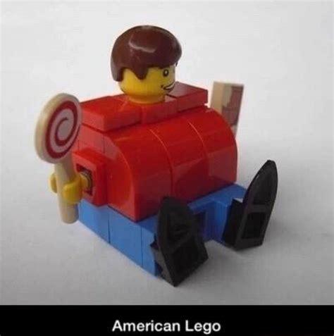 Lego Meme - american lego
