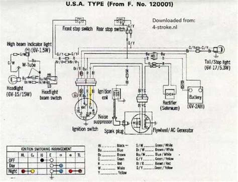 honda c90 wiring diagram 24 wiring diagram images