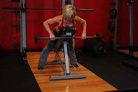 bench press and pull ups incline bench pull exercise guide and video