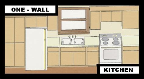 one wall kitchen layout ideas all about kitchen design ideas all on one wall kitchen