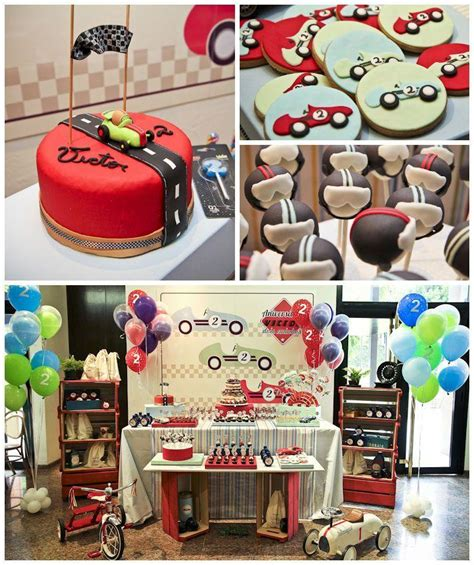 car themed birthday decorations race car theme crafts