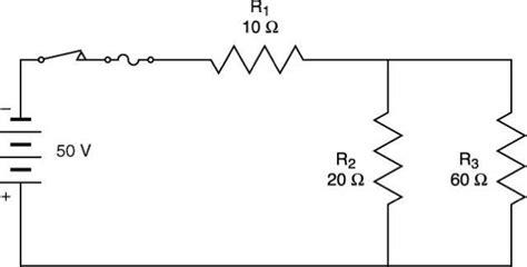 voltage drop across resistor in parallel voltage drop across resistors studyblue