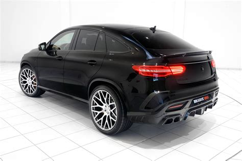 mercedes dealership brabus mercedes benz gle 63 coupe with 850hp