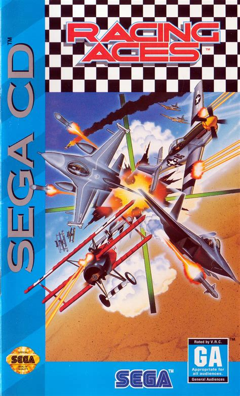 emuparadise sega racing aces sega cd game