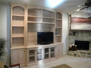 custom entertainment centers traditional living room