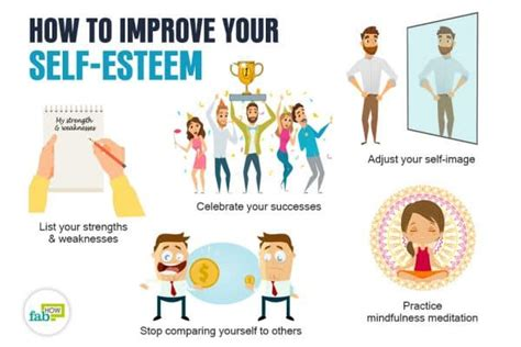 how to get a better self esteem how to overcome low self esteem 15 tips to feel confident